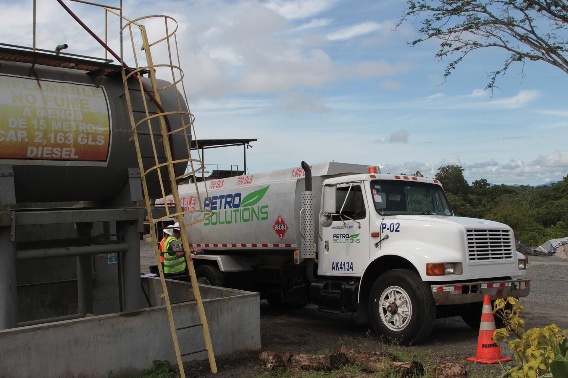 PetroSolutions Fuels